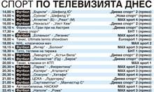"""Спорт по тв днес: ЦСКА - """"Лудогорец"""", още футбол от Англия, Италия и Испания, Формула 1, тенис, тото"""