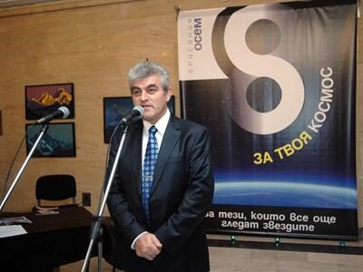 Александър Александров СНИМКА: Йордан Симеонов/Архив