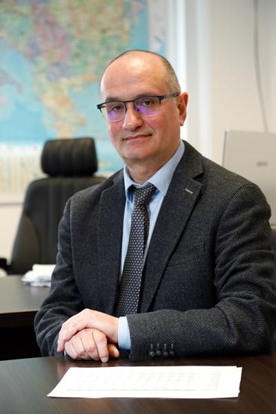 """Георги Гановски, изпълнителен директор на """"Кремио"""""""