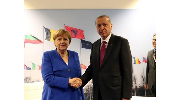 Ердоган: Поисках от Меркел пълно разследване на неонацистките убийства