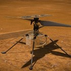 """Мини-хеликоптерът """"Инджинюъти"""" извърши най-сложния си полет на Марс"""