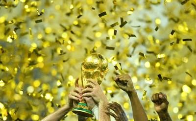 Отборът на Франция триумфира със световната титла СНИМКА: Ройтерс