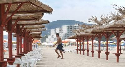 Втори конкурс за концесионер на плажа на Албена беше стартиран от кабинета.