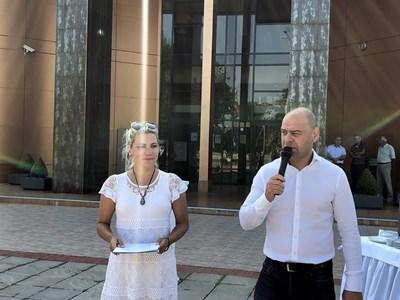 Кметът на района Костадин Димитров и Ласка Ненова обявиха новата инициатива