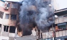 Издирват бивш полицай за експлозията във Варна. Заканвал се на бившата си жена, чийто апартамент е взривен