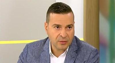 Слави Ангелов  Кадър: Нова телевизия