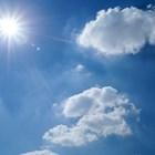 Слънце и малко облаци над Пловдив