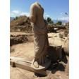 Откриха мраморна статуя на жрица на Хераклея Синтика (Снимки)