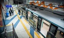Пуснаха осем станции на метрото, още 60 000 души дневно ще могат да пътуват с него