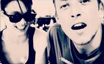 """Луиза и Стефан са заедно от месец, когато отиват заедно на фестивала """"Елевейшън""""."""