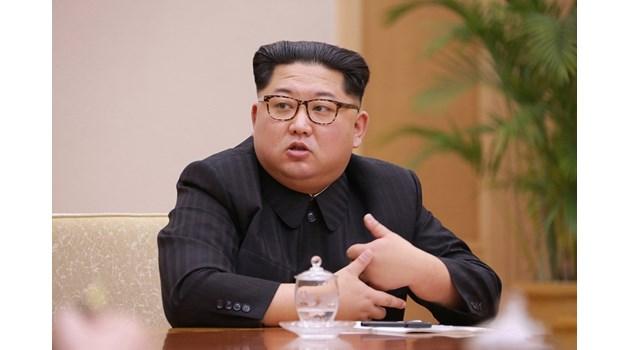 Филм на Пхенян от 2012 г. предсказва срещата на Ким Чен Ун с Доналд Тръмп