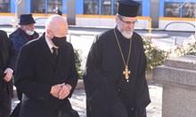 """Царят и други приятели изпратиха Асен Ошанов  в """"Света Неделя"""" (Снимки)"""