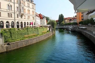 Любляна, Словения. Снимка: Пиксабей