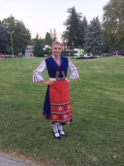 Ева Янакиева СНИМКА: Авторката
