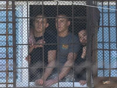 Никола и Георги Асенови са в ареста от година и два месеца. СНИМКА: ЙОРДАН СИМЕОНОВ СНИМКА: 24 часа