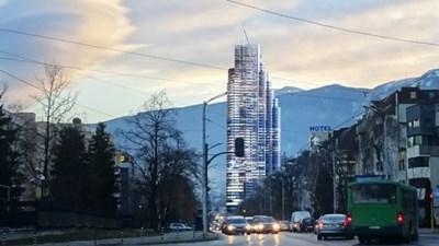 """""""Парадайс тауър"""" ще е най-високата сграда в София"""