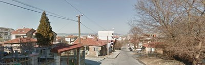 """Убийството станало във варненския квартал """"Аспарухово"""" СНИМКА: Гугъл стрийт вю"""