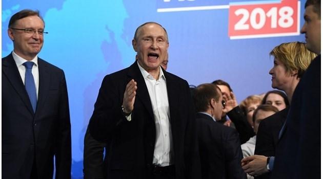"""Путин: Ще се оправим с """"мощен технологичен скок"""""""