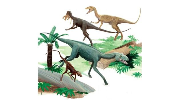 В България е бил най-големият динозавър