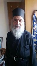 """Игуменът на """"Зограф"""" архимандрит Амвросий"""