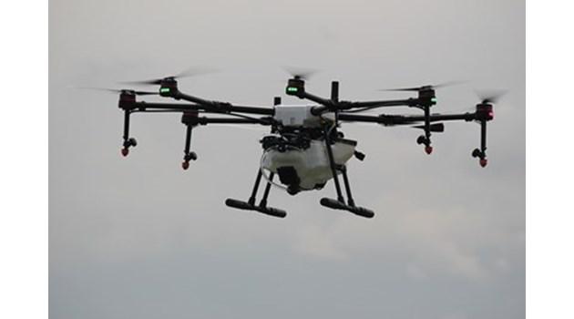 Дебнат с дронове за укриване на данъци в Гърция