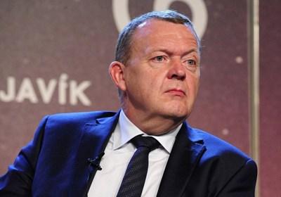 Бившият датски премиер Ларс Льоке Расмусен СНИМКА: Ройтерс