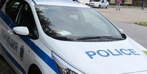 Полицейска кола Снимка: Архив