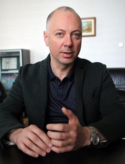 Росен Желязков СНИМКА: Архив