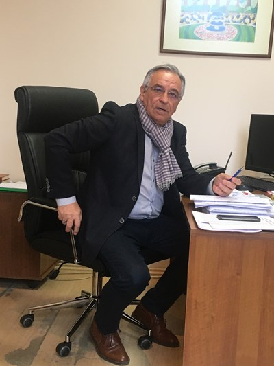 Зам.-кметът Анести Тимчев свиква всички социални шефове в Пловдив заради скандала. Снимка: Авторът