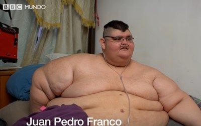 Хуан Педро Франко Кадър: YouTube