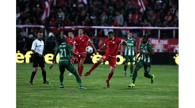 ЦСКА е на крачка от уникално постижение в европейския футбол