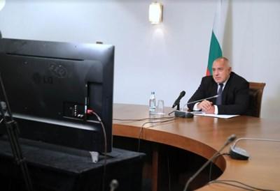 Министър-председателят Бойко Борисов проведе видеоконферентна среща с лидерите на водещите еврейски организации в САЩ СНИМКИ: Правителствена информационна служба