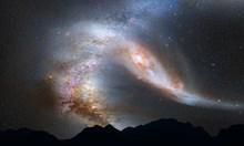 Нова огромна галактика променя разбирането ни за Вселената
