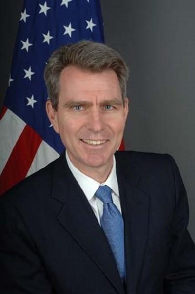 Джефри Паят СНИМКА: Уикипедия/U.S. State Department photo