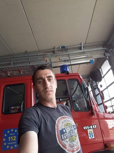 Искрен Йорданов СНИМКА: Фейсбук/Елка Дочева