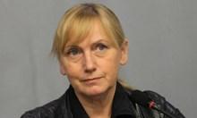 Елена Йончева изобщо не е луда и никак не е глупава. Просто нейният зелник е много голям и червен!