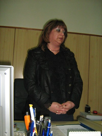 Д-р Радойкова, директорка на болницата в Гоце Делчев