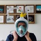 Италиански инженери превърнаха маски за шнорхелинг в кислородни