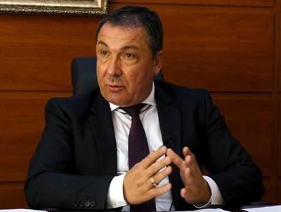 Николай Димитров е трети мандат кмет на община Несебър.