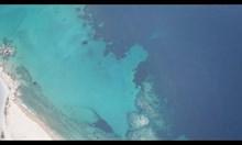 Виж как Цветан, който не може да вижда, успя да се гмурне в морето
