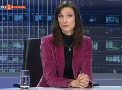 Мария Габриел. Кадър БНТ