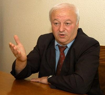 Цветан Димитров, дългогодишен следовател по тежки икономически и криминални престъпления