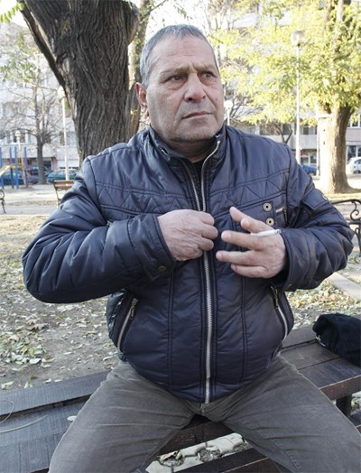 Таткото Дервиш СНИМКА: ОРЛИН ЦАНЕВ