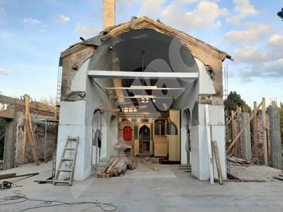 100% е субсидията за възстановяване на сгради с религиозно значение.