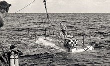"""""""Шелф 1"""" – 7 дни живот на 20 м под водата"""