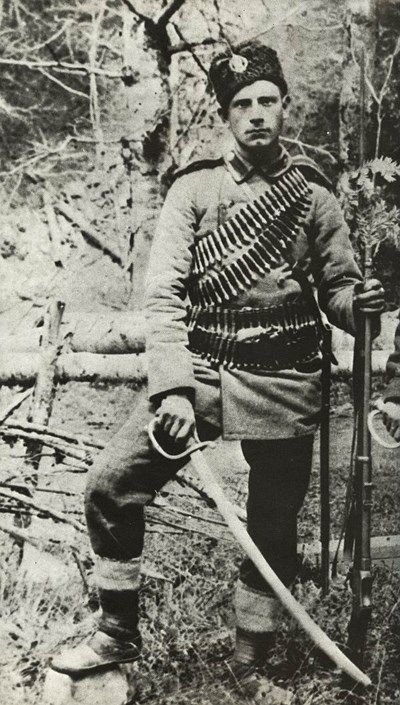 Яне Сандански СНИМКА: Архив