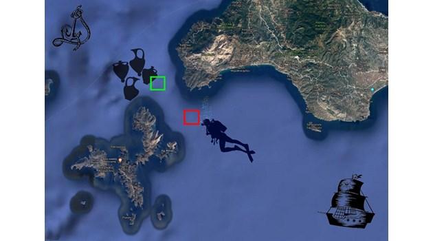 Малтийски корсари завладели архипелага