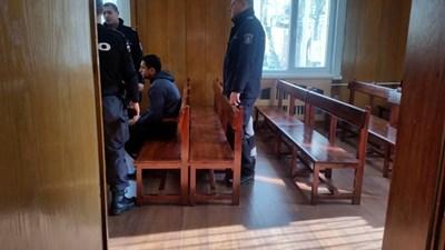 Тодор Тодоров каза пред съда само, че иска по-лека мярка за неотклонение.