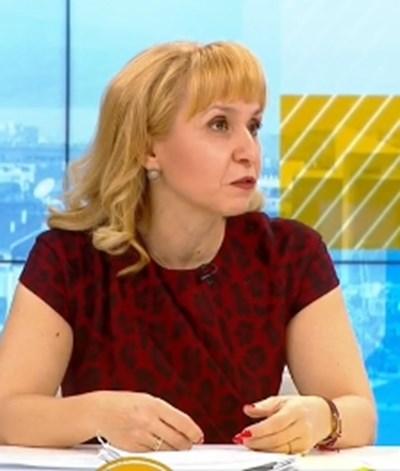 Омбудсманът Диана Ковачева КАДЪР: БНТ
