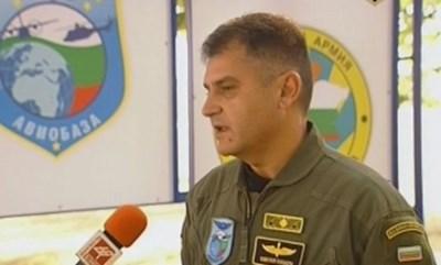 Бригаден генерал Димитър Иванов Кадър: БНТ